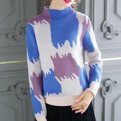 Áo len nhập phối màu giá sỉ giá bán buôn giá sỉ
