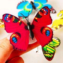bươm bướm có đèn led dán tường kiểu y hình giá sỉ