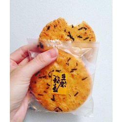 Bánh gạo rắc rong biển Want Want Đài Loan giá sỉ