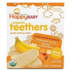 BÁNH ĂN DẶM HỮU CƠ HAPPY BABY TEETHERS giá sỉ