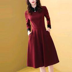 Đầm thun cao cấp trẻ xinh