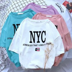 Áo thun NYC giá sỉ