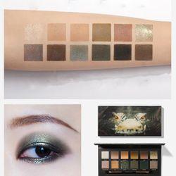 Bảng phấn mắt 12 ô Mezze adventurer eyeshadow palette Mezze nội địa Trung MZ-4333 giá sỉ, giá bán buôn