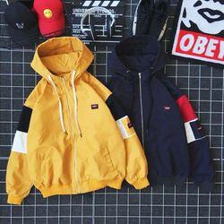 áo khoác dù 2 lớp nam giá buôn giá sỉ