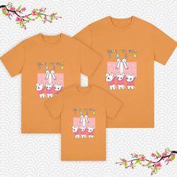 áo thun gia đình năm canh tý 3 giá sỉ