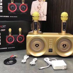 Loa Bluetooth Karaoke QS-309 giá sỉ