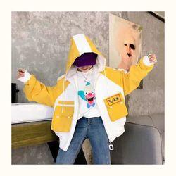 áo khoác dù 2 lớp giá buôn giá sỉ