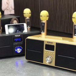 Loa Bluetooth Karaoke QS-307 giá sỉ