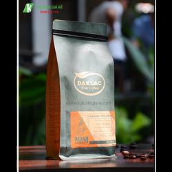 Bao bì đựng cà phê 8 cạnh Daklac giá sỉ