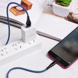 Cáp Sạc Nhanh Truyền Dữ Liệu BOROFONE BU13 12m Cổng Micro USB giá sỉ