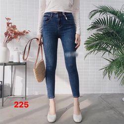 Jean nữ trơn 225 giá sỉ