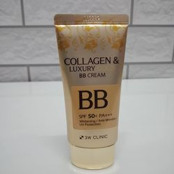 Kem Nền Collagen Luxury Gold BB Cream 3w Clinic giá sỉ