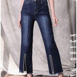 Quần jeans nữ ông rộng cao cấp Anfa giá sỉ
