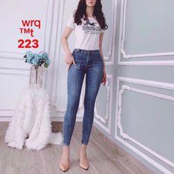 Jean nữ 223