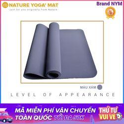 Thảm Yoga Thoáng Khí Dành Cho Beginner NYM giá sỉ