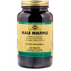 Vitamin tổng hợp cho nam Solgar Male Multiple - 120 viên