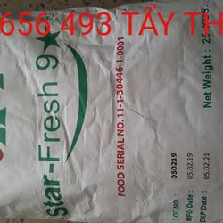 CUNG CAP TAY THAI STARFRESH 9 giá sỉ