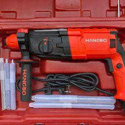 8-22mm Máy khoan búa 950W Hangbo HB-3018SRE giá sỉ
