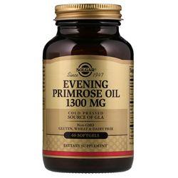 Viên uống nội tiết nữ từ dầu anh thảo Solgar Evening Primrose Oil 1300 mg - 60 viên