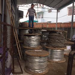 Nguồn cáp đồng trần giá rẻ nguyên cuộn giá sỉ, giá bán buôn