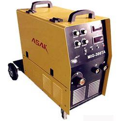 Máy hàn điện tử mini ASAK MIG-300TB điện thế 1 pha 380v giá sỉ