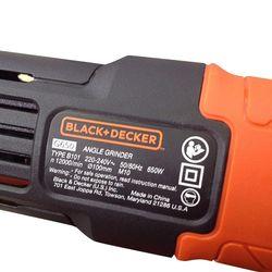 MÁY MÀI GÓC BLACK DECKER G650-B1 giá sỉ, giá bán buôn