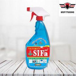 Nước lau kính đa năng Sifa 650ml - Huy Tưởng giá sỉ