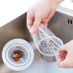 Combo 30 túi lưới lọc rác bồn rửa chén giá sỉ