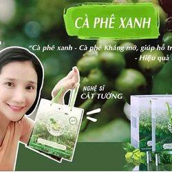Cà Phê Xanh Khoáng Mỡ Thiên Nhiên Việt