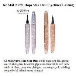Kẻ Mắt Nước Hojo Star Drill Eyeliner Lasting Nội Địa Trung