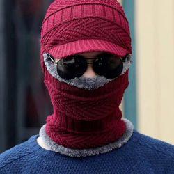 Mũ len nam ninja giá sỉ