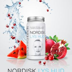 Viên uống trắng da và nuôi dưỡng làn da Nordisk Lys Hud lọ 68 viên giá sỉ