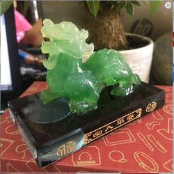 Tỳ Hưu Phong Thủy để bàn có lỗ đổ nước hoa - NHỎ giá sỉ