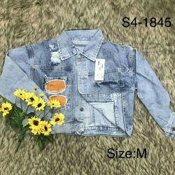Áo khoác Jeans KJ1 giá sỉ