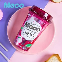 Trà sữa tiệt trùng Meco Đào Olong giá sỉ