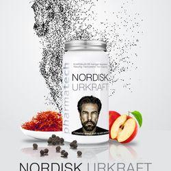 Viên uống tăng cường sinh lý nam Nordisk Urkraft hộp 68 viên giá sỉ