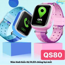 Đồng Hồ Định Vị Trẻ Em QS-80 giá sỉ