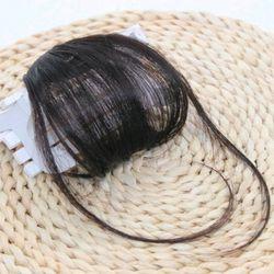 tóc mái màu đen giá sỉ