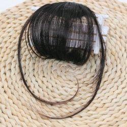 tóc mái màu đen giá sỉ, giá bán buôn
