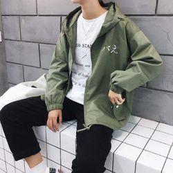 Áo khoác dù nam nữ về hàng sll