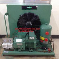 Cung cấp và lắp đặt cụm máy nén lạnh Bitzer