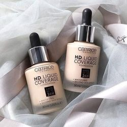 KEM NỀN CATRICEE HD LIQUID COVERAGE FOUNDATION 24H giá sỉ