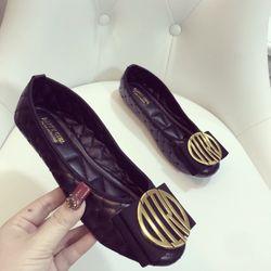 Giày búp bê khoá cao cấp giá sỉ, giá bán buôn