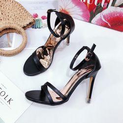 Giày sandal gót 10f hậu bít giá sỉ, giá bán buôn