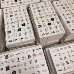 Bộ Test nước hoa chiết Pháp hộp giấy 20 ống giá sỉ giá bán buôn