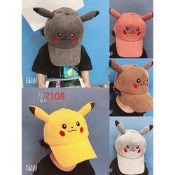 Mũ Pikachu Lưỡi Trai Cho Bé giá sỉ