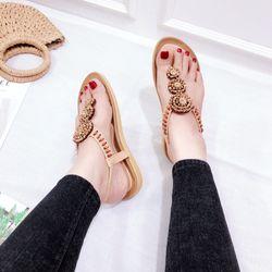 Giày sandal đính ngọc siêu hot