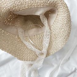 Mũ Cói Ajuma Hàn Quốc giá sỉ