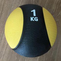 Bóng tập thể lực 1kg