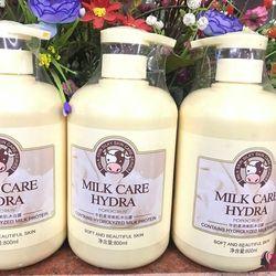 Sữa tắm con bò MILK CARE HYDRA giá sỉ